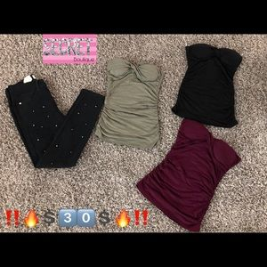 Tops - 🔥🔛OUTFIT 🔛🔥 💲3️⃣0️⃣💲